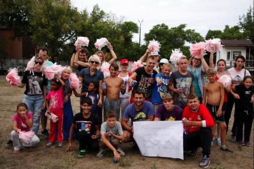 В проекте Наставничества для детей-сирот «ОДНА НАДЕЖДА» состоялся турнир по мини-футболу