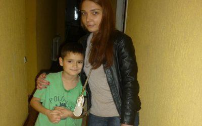 История пары наставницы Лены и Воспитанника Кирилла