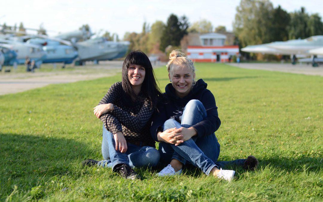 История Лизы и Ульяны